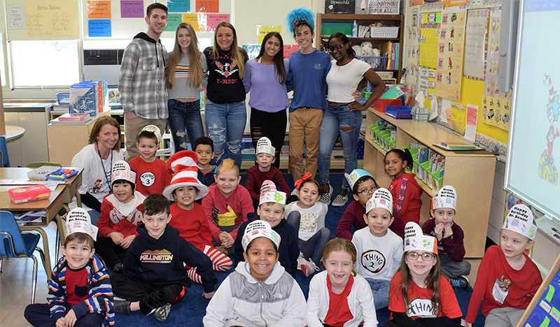 Dr. Seuss Day photo